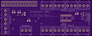 Chillmon Board